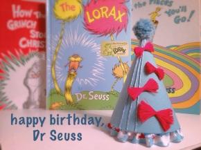 Happy Birthday, Dr.Seuss!